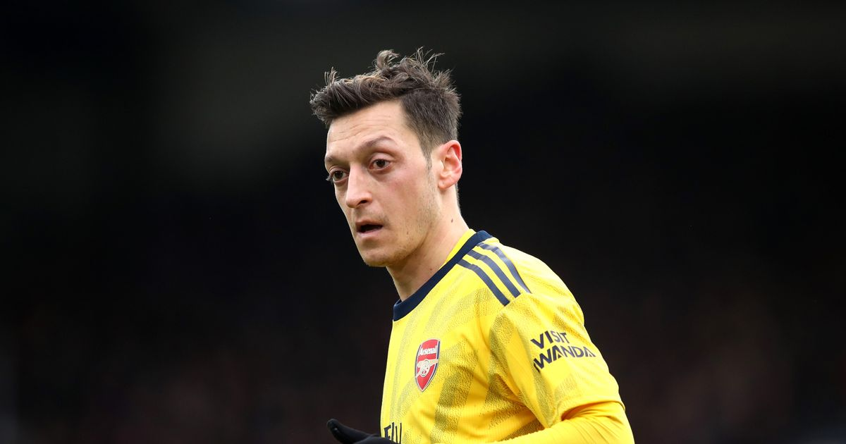 Bernd Leno Highlights What Mesut Ozil Brings To Arsenal In