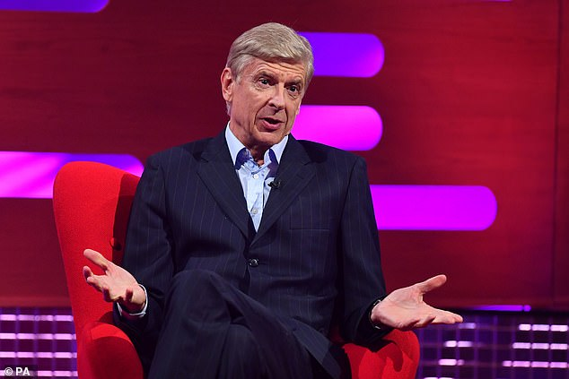Wenger, speaking on The Graham Norton Show, admits to regrets about how immersed he was in the managerial life during 22 years in charge at Arsenal